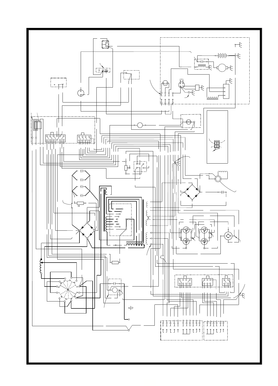 lincoln electric im511-d ranger 9  onan  - wiring diagram