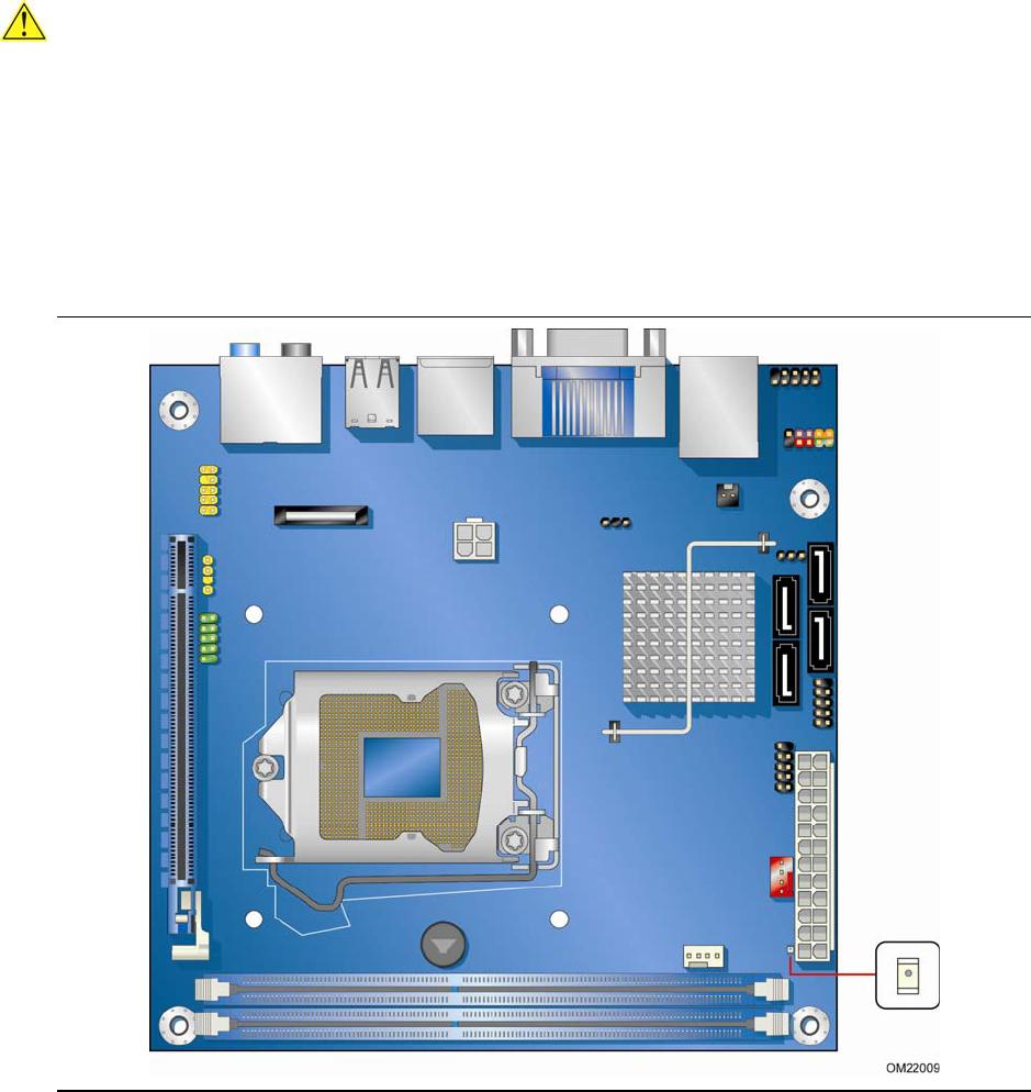 Intel Blkdh57jg 5 V Standby Power Indicator Led Circuit Desktop Board Dh57jg Product Guide