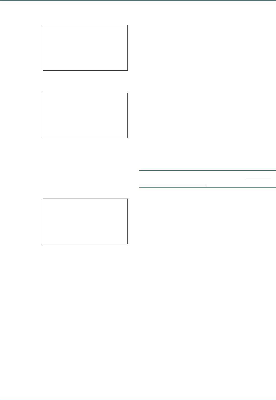 Kyocera FS-C2026MFP, FS-C2126MFP Displaying Send Job Log