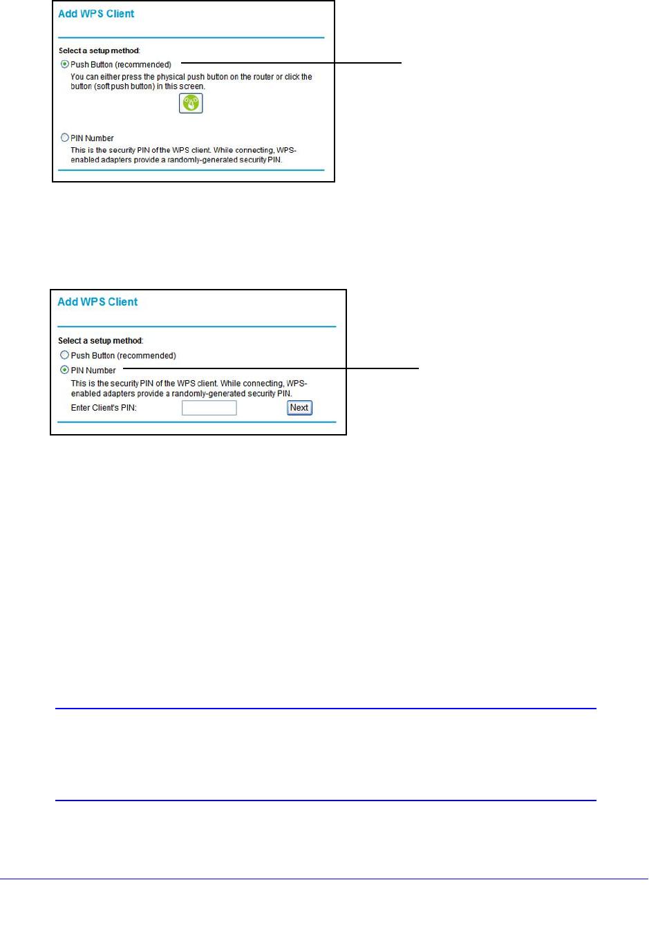 NETGEAR DGN2200V3, N300 Wireless Settings Screen