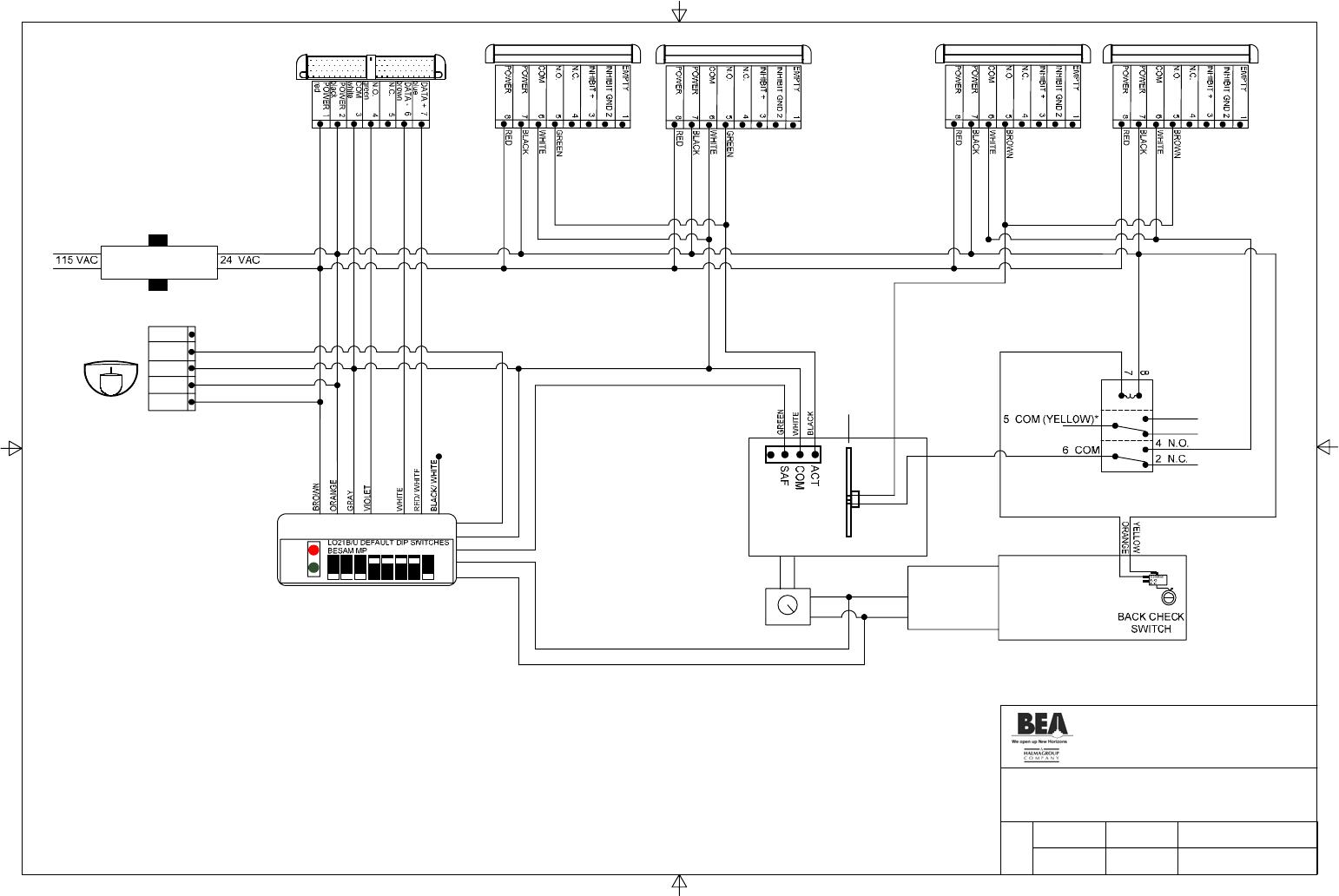 Horton 4100 Series Wiring Diagram - Wiring Diagram