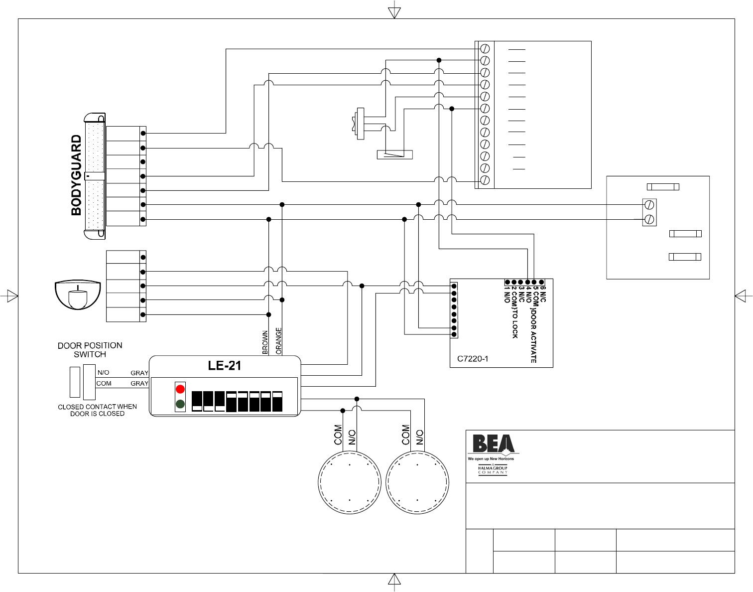 Horton 4160 Wiring Diagram Manual Of Bea Diagrams 80 0091 02 C2150 Title C4190 Control With C7220 Le 21 Rh Manualsdump Com C4160