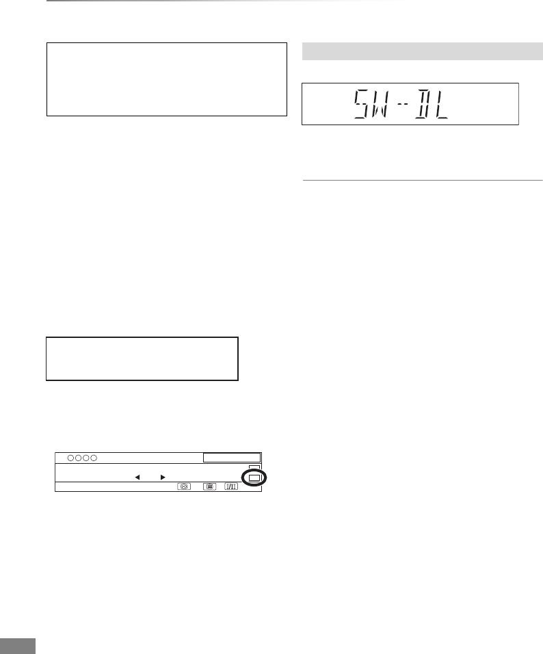 Panasonic DMR-XW390 Software (Firmware) Update