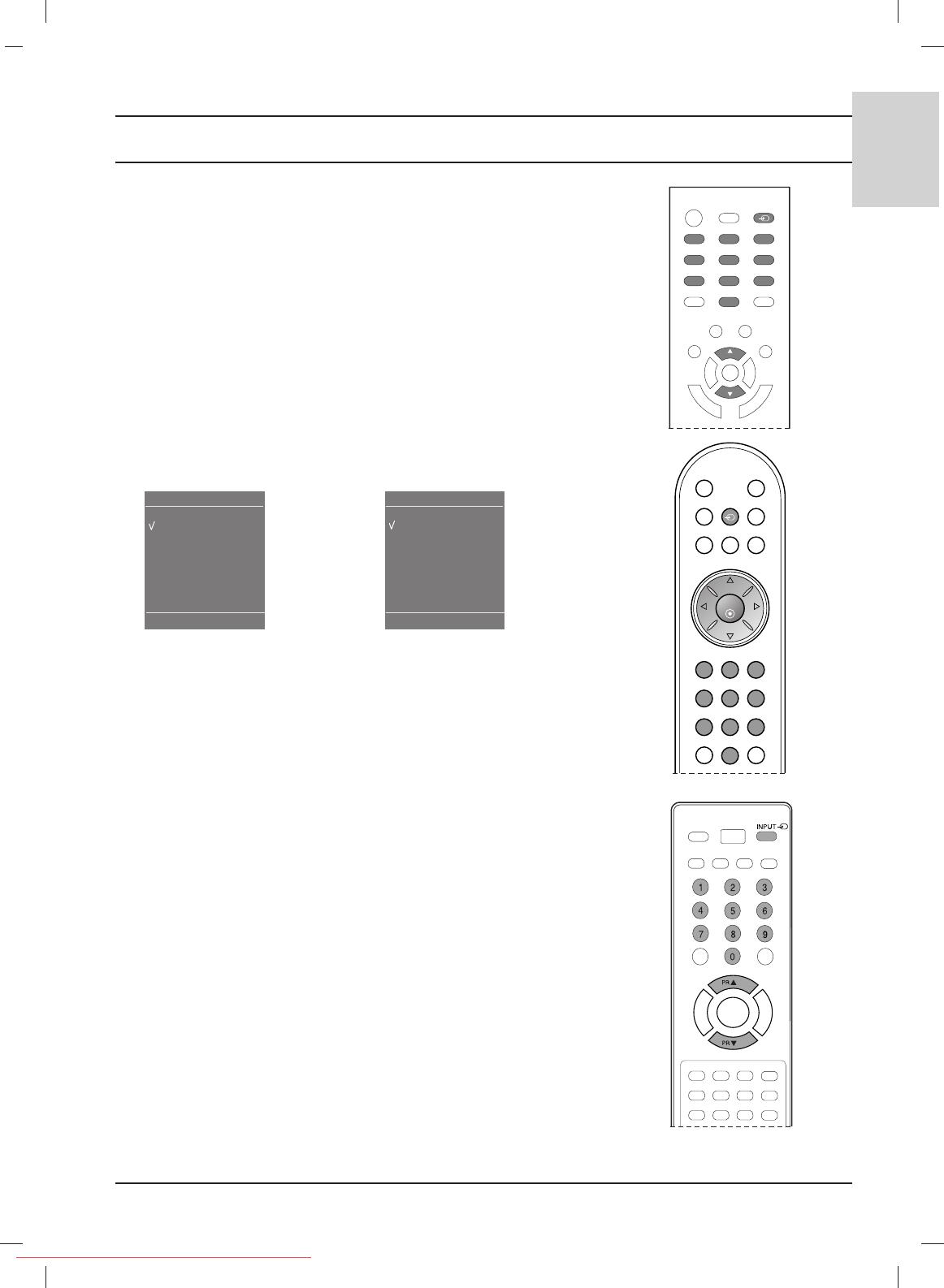 LG Electronics 15LC1R, 15LS1R, 20LC1R, 20LS1R, 20LS2R, 23LS2R TV, AV