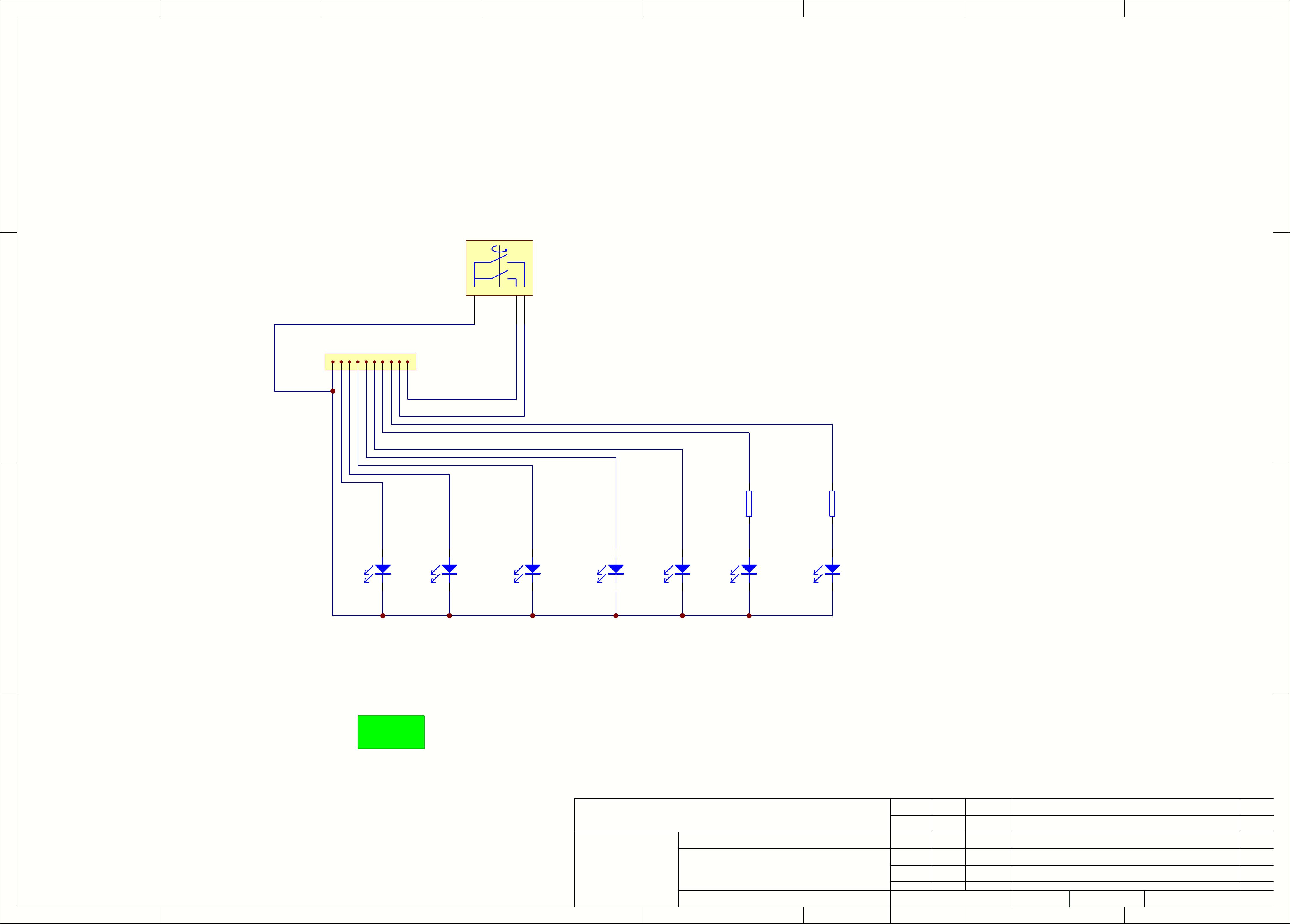 Arcam P75 Plus A65 A75 Display Pcb For Amp Circuit Diagram 12345678