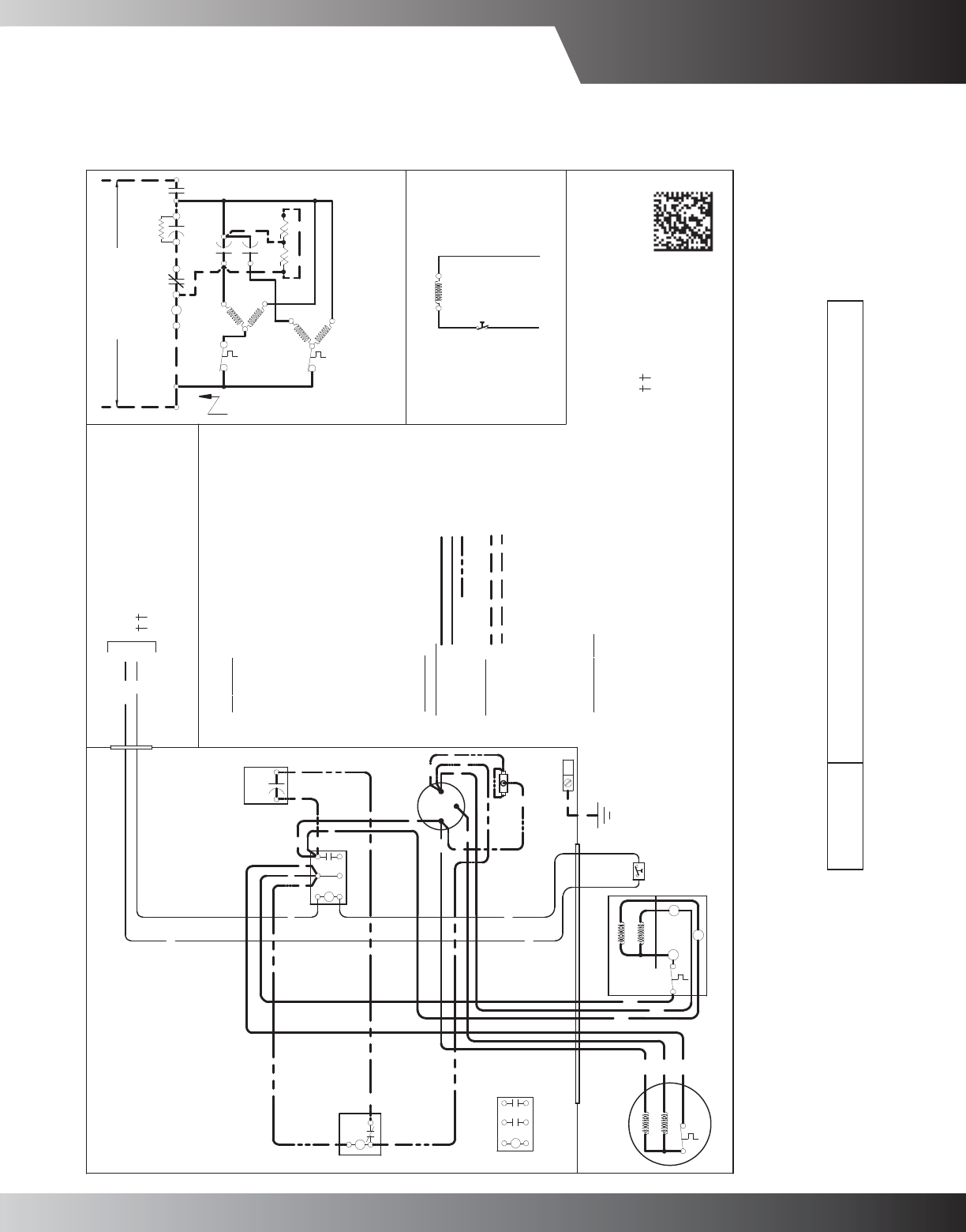Goodman Mfg Ss Gsx13 Wiring Diagram Gsx130181e Manufacturing Diagrams Thermostat