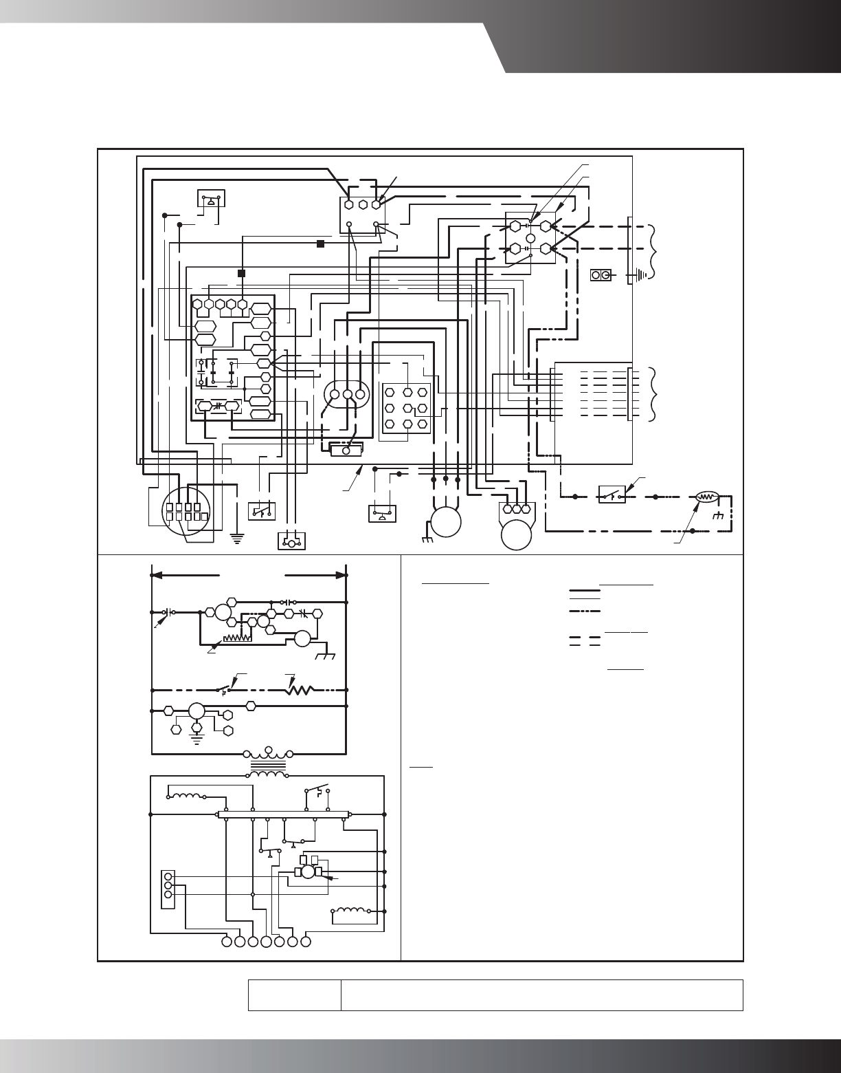 goodman mfg gph14h dimensions wiring diagram gph1424 60h41a