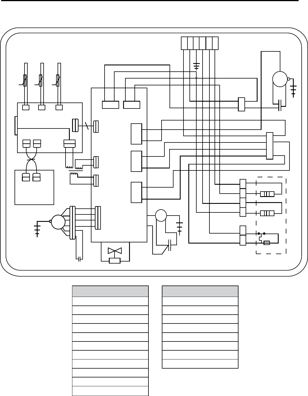 Friedrich Air Conditioner Wiring Diagram