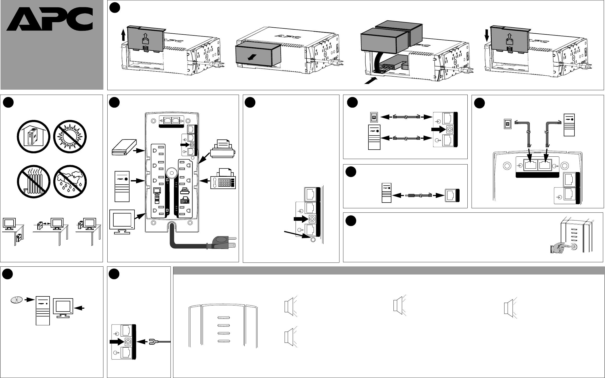 Apc Br900gi Rs 900 Xs User Manual Faxphone Wiring Diagram