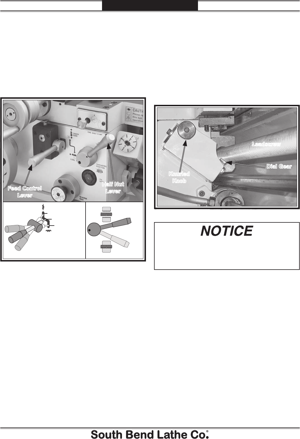 Southbend Sb1049 Apron Threading Controls Thread Dial South Bend Lathe Wiring Diagram