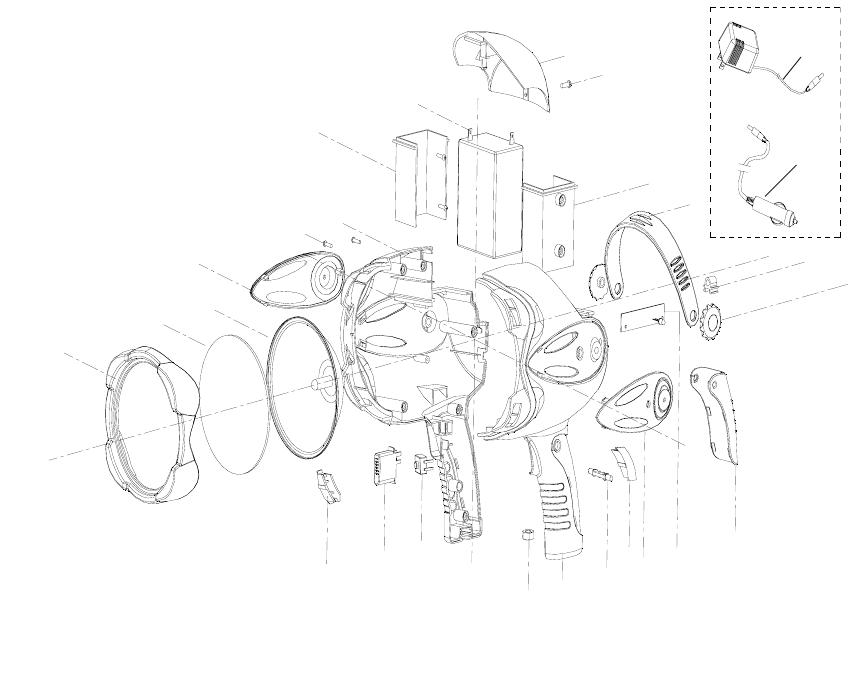 Chicago Electric Parts Diagrams