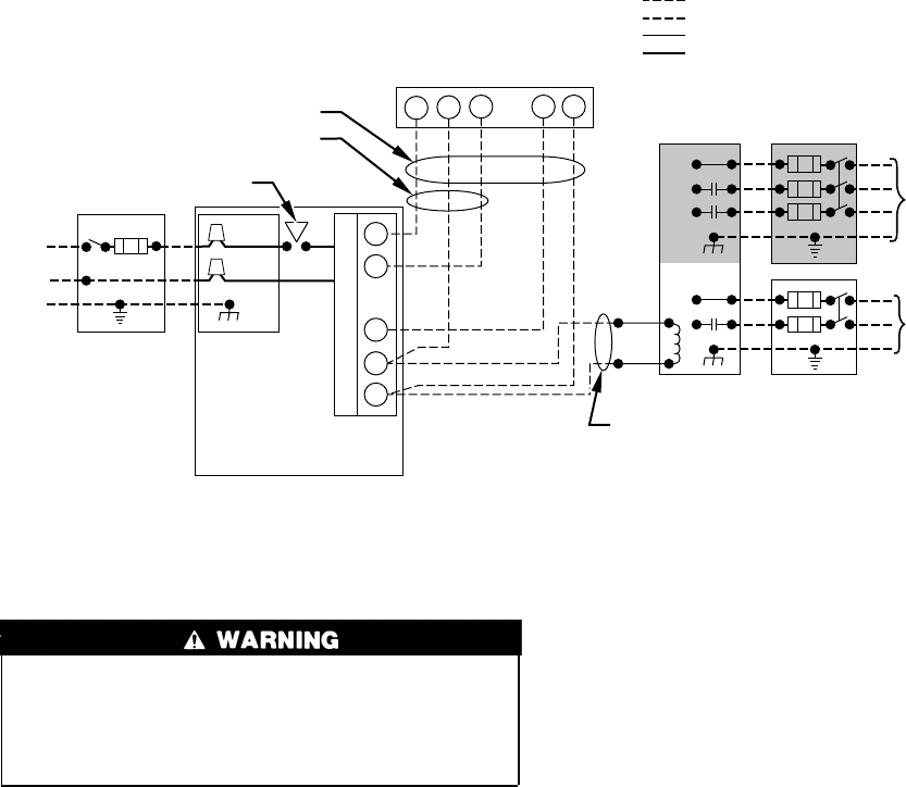 bryant 310aav, 310jav fig. 24heating and cooling application wiring diagram  with 1stage thermostat, 18  manuals