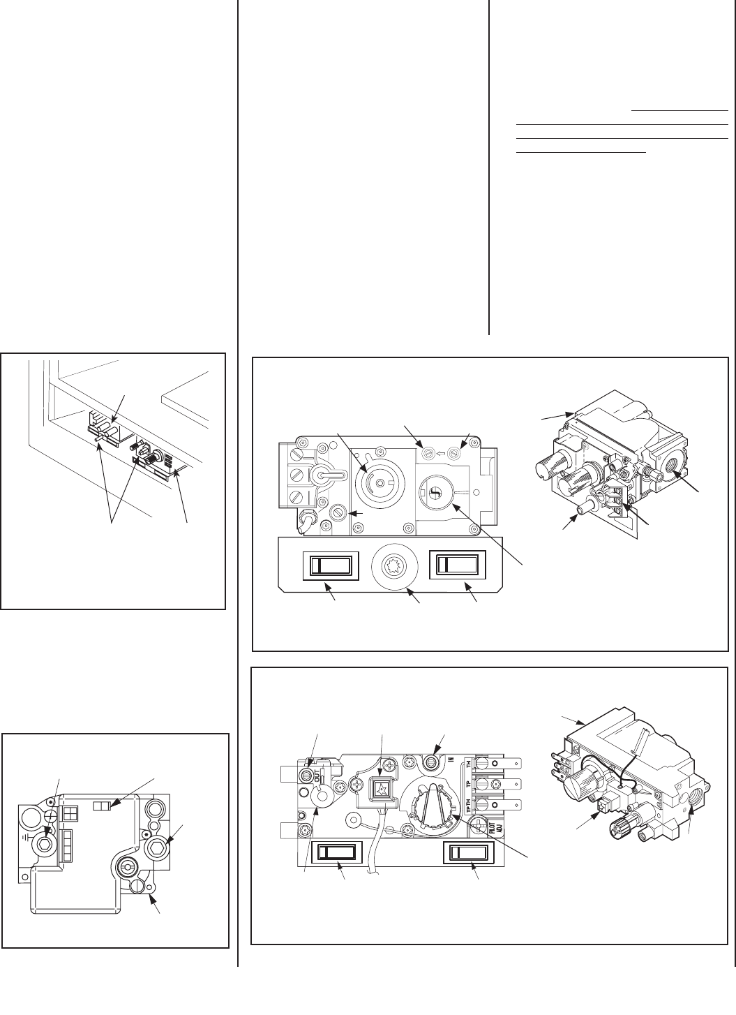 millivolt gas valve wiring diagram superior ssdvr 3530cne  ssdvr 3530cnm  ssdvr 4035cne  ssdvr  superior ssdvr 3530cne  ssdvr 3530cnm