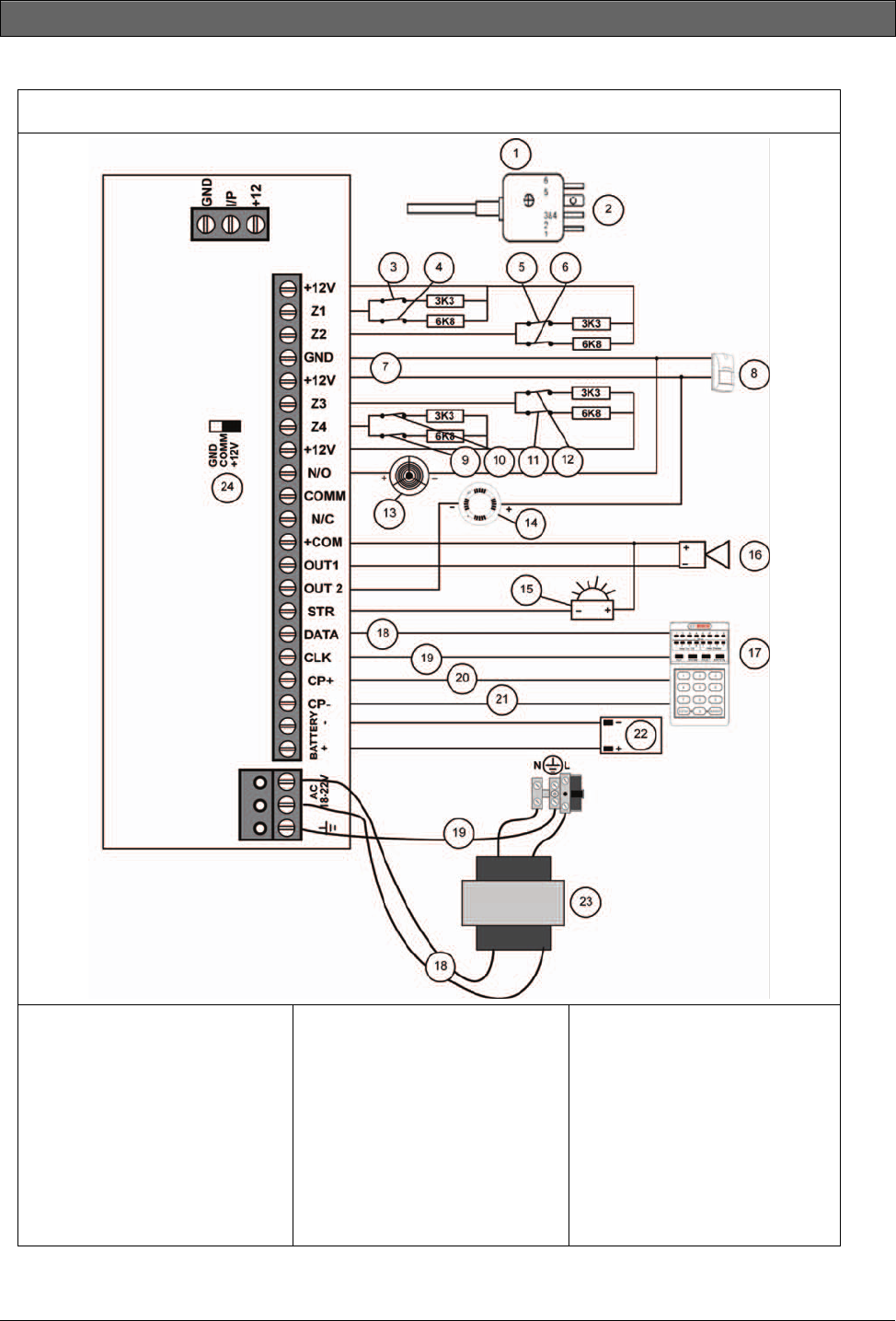 [DIAGRAM_34OR]  Bosch Appliances ICP-CC404 20.3 Diagrams | Icp Wiring Diagrams |  | Manuals