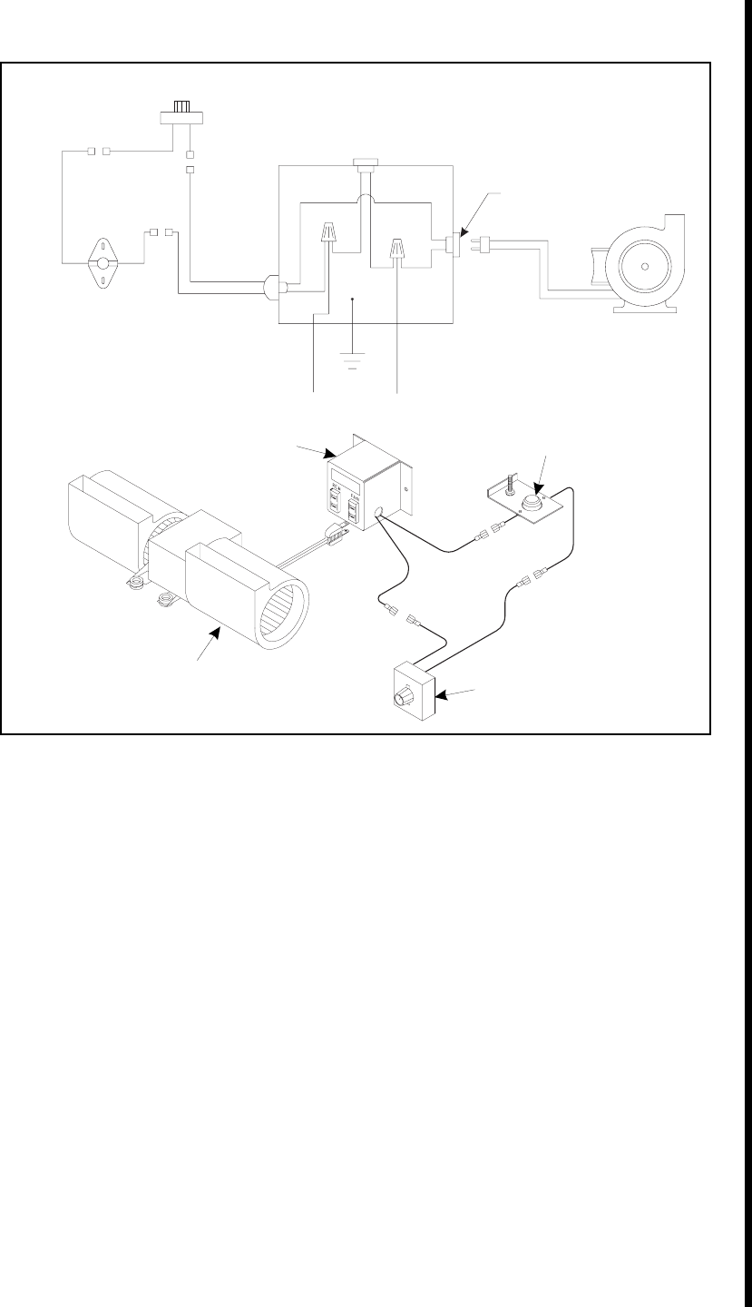 Heat Glo Lifestyle 6000 Arch Dvtfl Xlt 8000 Sl 110 Wiring Diagram Fan Switch Reostat Electrical Must Be Installed By A Licensed