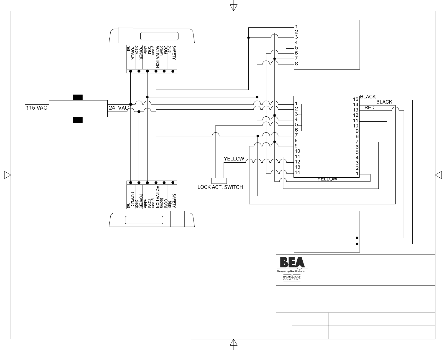 BEA 1100 LE: GYROTECH 1100 WITH WIZARD II, GT 215210 LOCK ... Bea Lo Wiring Diagram on