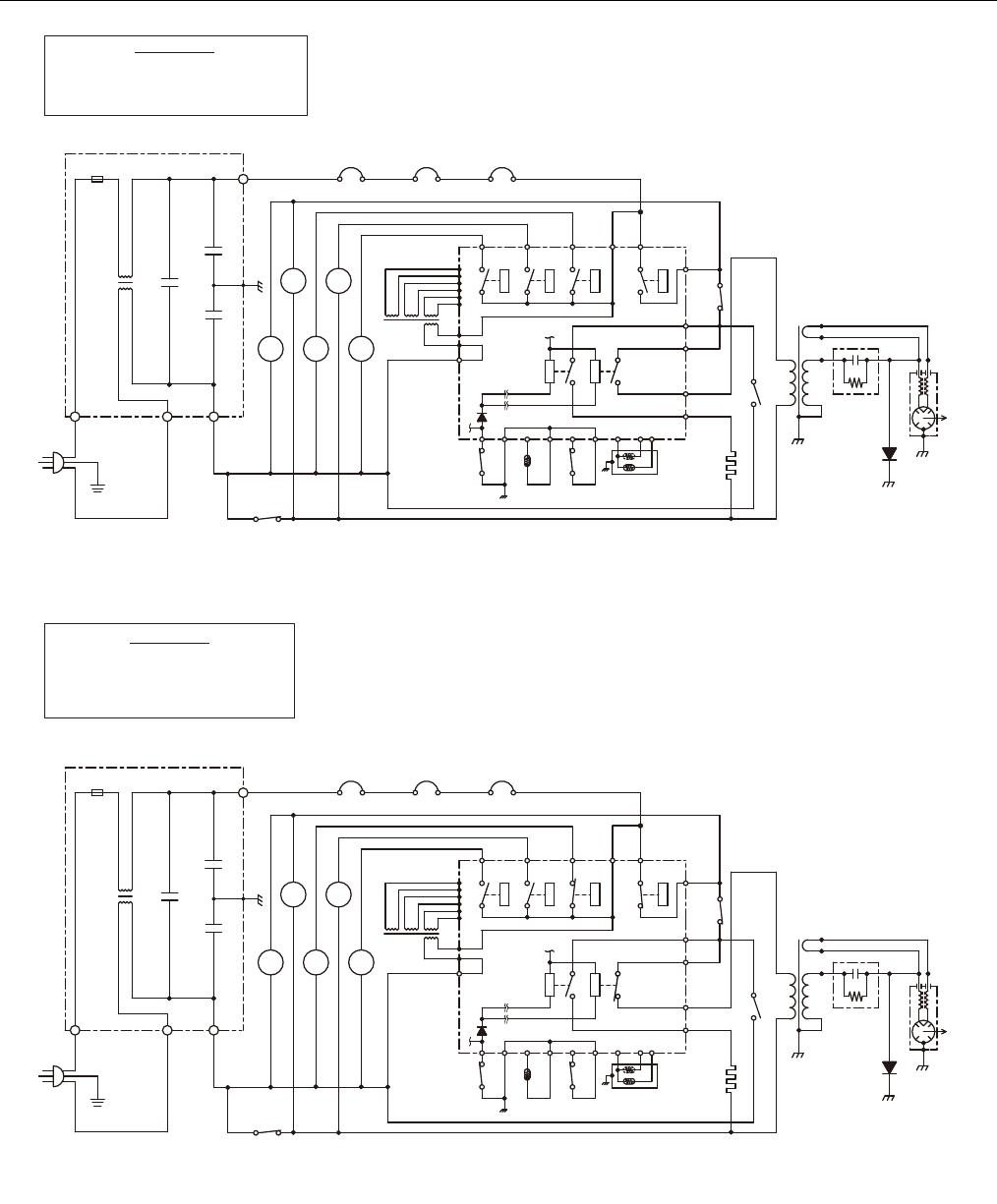 electrolux e30mo75hp, e30mo75hpsa, e30mo75hs, e30mo75hssa 03/09 10 , wiring  schematic