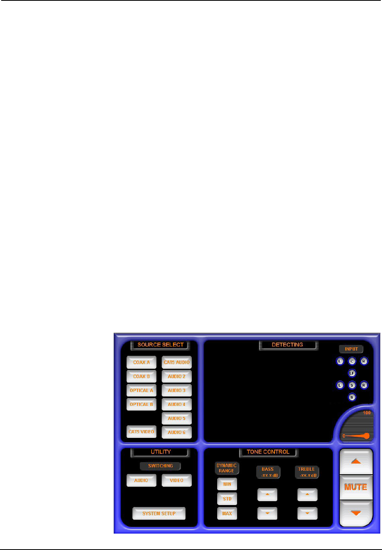 Crestron electronic C2N-DAP8RC Crestron C2N-DAP8RC Digital