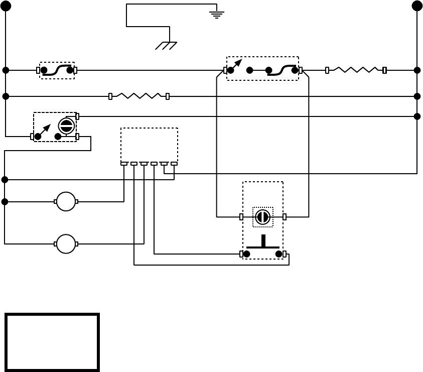 bunn tb6, tb6q schematic wiring diagram tb3, tb3b, tb3-lp  manuals