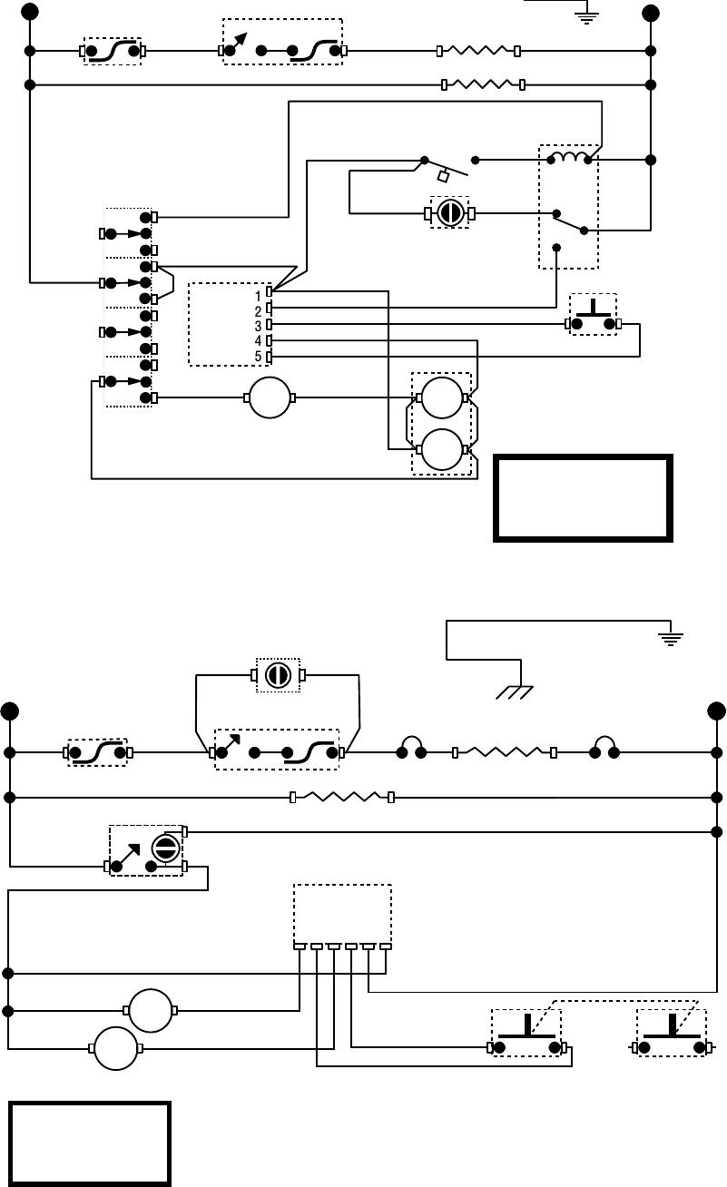 bunn tb6, tb6q schematic wiring diagram tb3q w/sweetener & empty bag detect  manuals