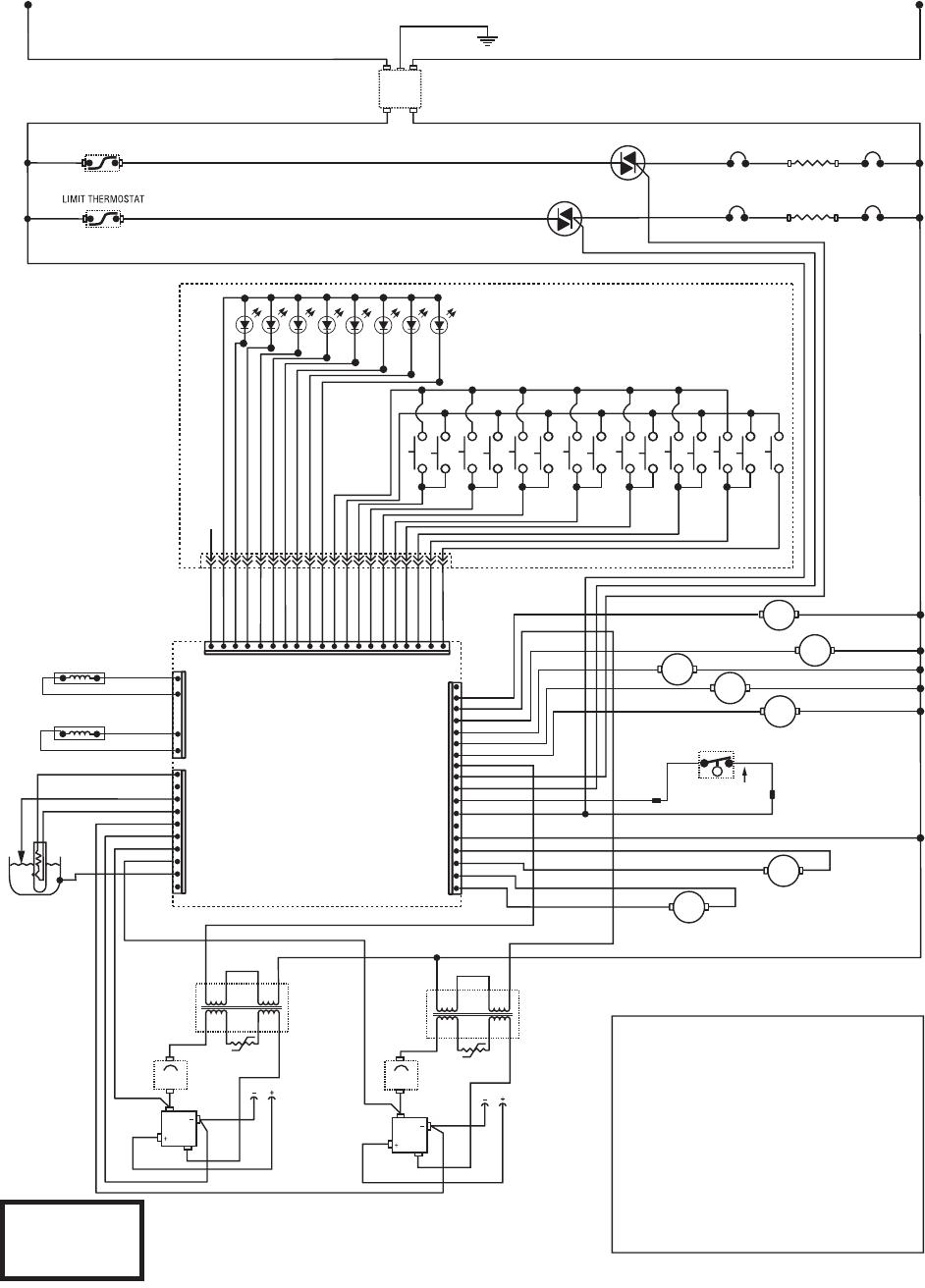 bunn s/n dual068000 schematic wiring diagram dual sh dbc (w/smart funnel)  manuals