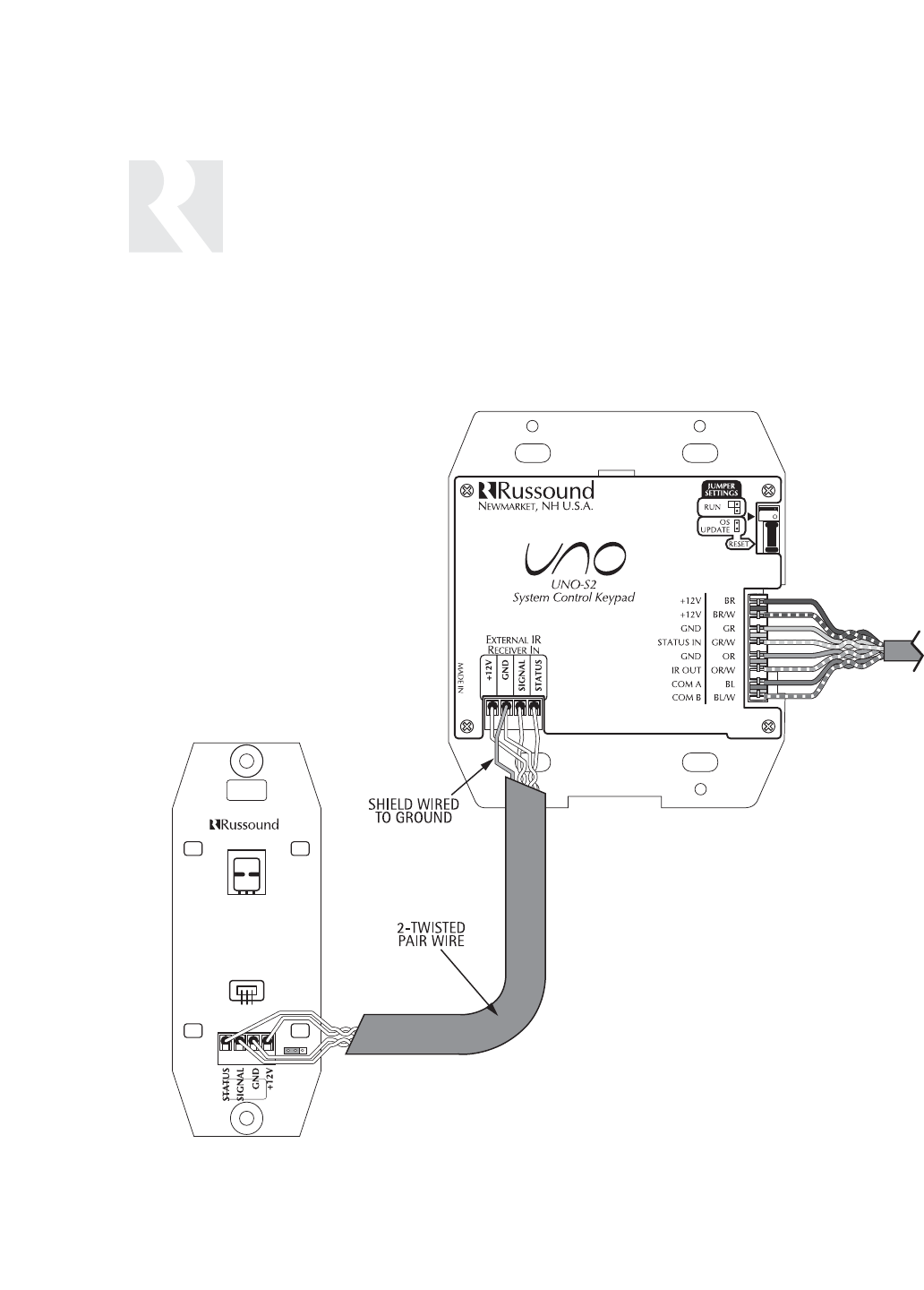 bg1a speakercraft ir receiver wiring diagram \u2022 indy500 co speakercraft ir receiver wiring diagram at gsmportal.co