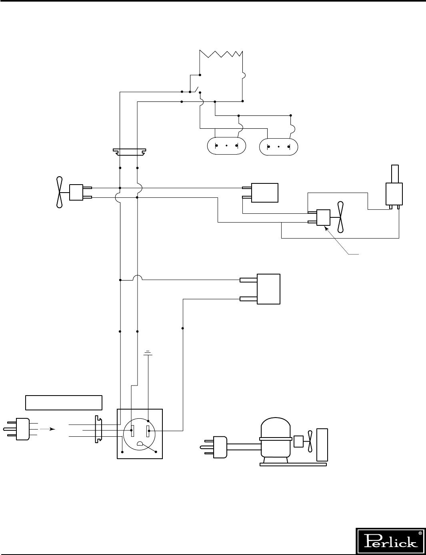 perlick bsdz wiring diagram bsdz60 rh manualsdump com Schematic Circuit Diagram Basic Electrical Wiring Diagrams