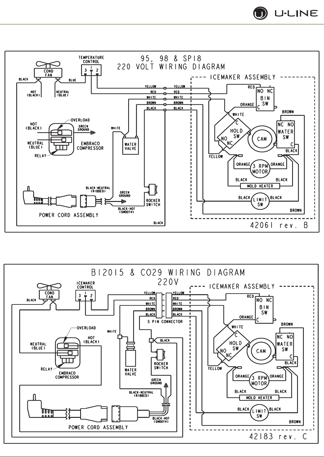 ice maker wiring diagrams today diagram database  maytag ice maker wiring diagram #4