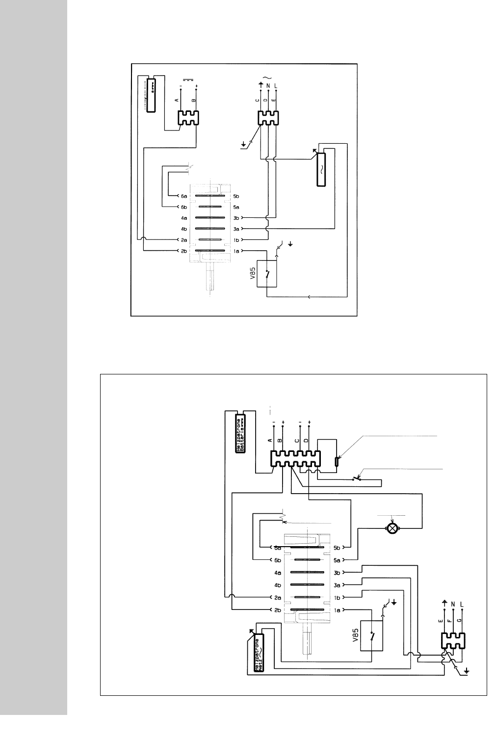 Dometic Wiring Diagram