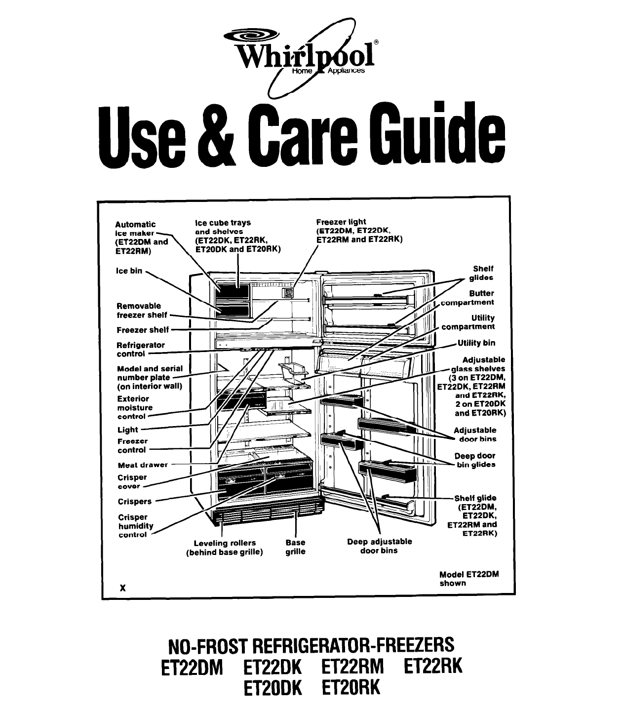 whirlpool refrigerator schematic wiring diagram bookmark Commercial Freezer Defrost Timer Diagram