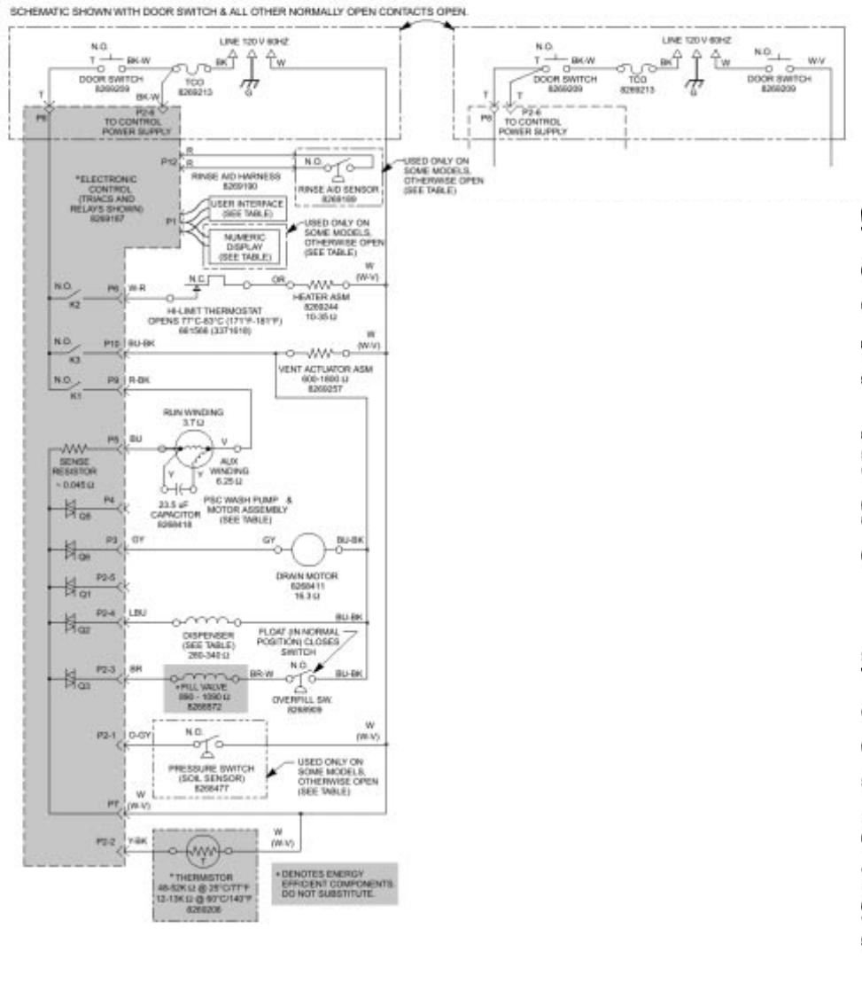 Whirlpool GU1200XT, GU1500XT - page 41