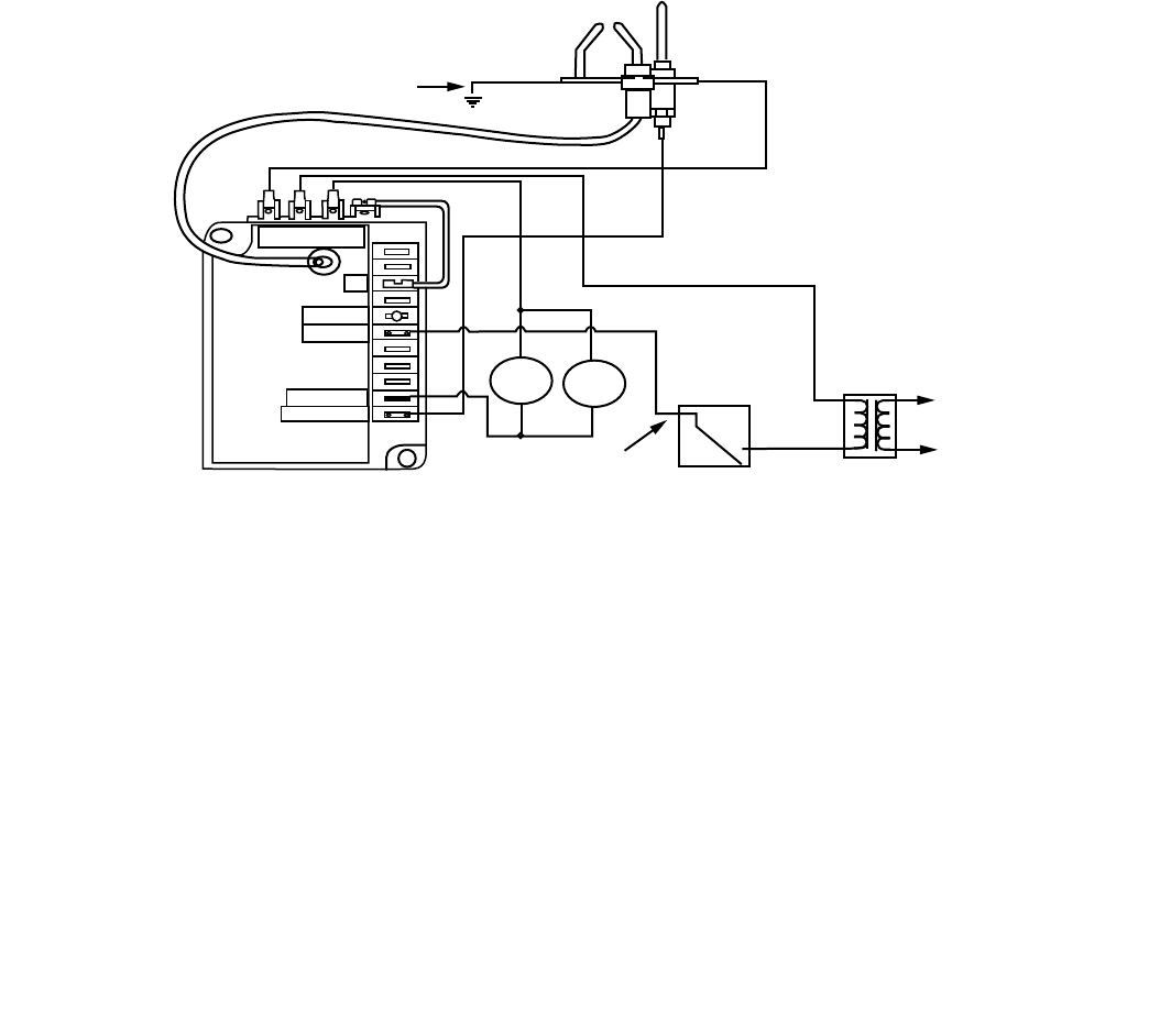 Garland 200 Wiring Diagram for G76x Ignniton Control on