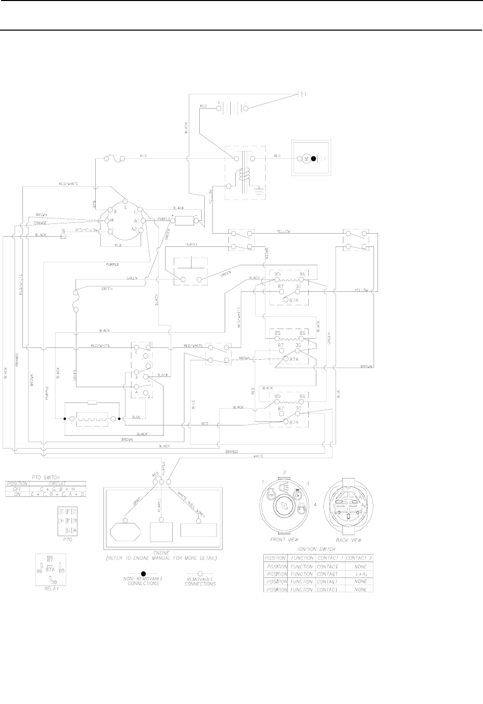 Case 448 Wiring Diagram Fuel Pump Auto For Ignition Switch Additionally 5 Prong