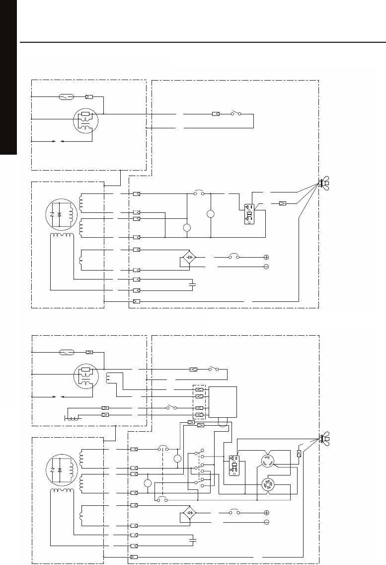 subaru rgx2900, rgx3600, rgx4800 rgx6500, rgx7500 12. wiring diagram  manualsdump.com