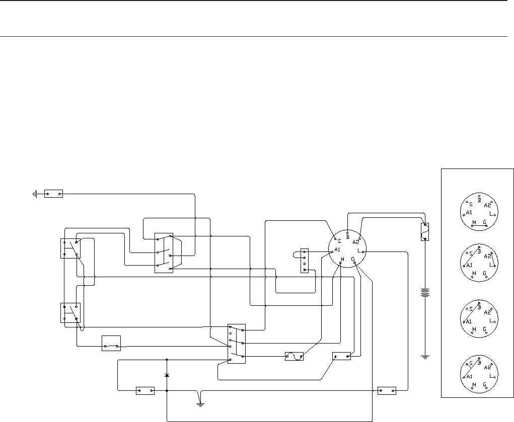 Husqvarna Mower Wiring Diagram