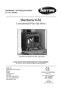 Aarrow Fires Gas Stove User Manual