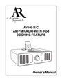 Acoustic Research AV100 B Owner Manual