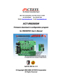 ACTiSYS ACT-IR8250SW Manual