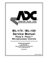 ADC ML-175 Service Manual