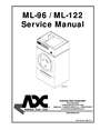 ADC ML-122 Service Manual