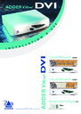 Adder Technology AV4DVI Manual