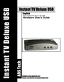 ADS Technologies CD or DVD Hardware Manual
