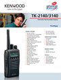Advanced Wireless Solutions TK-2140/3140 Manual