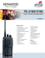 Advanced Wireless Solutions TK-2160 Manual