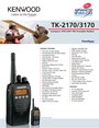 Advanced Wireless Solutions TK-2170/3170 Manual