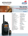 Advanced Wireless Solutions TK-3173 Manual