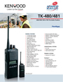 Advanced Wireless Solutions TK-480 Manual