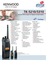 Advanced Wireless Solutions TK-5210 Manual