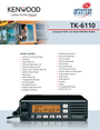 Advanced Wireless Solutions TK-6110 Manual