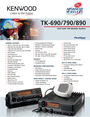 Advanced Wireless Solutions TK-690 Manual